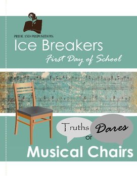 First Day of School Ice Breaker Activity: Truths or Dares