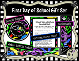 First Day of School Gift - School Year Adventure Survival Pack - Color Edition