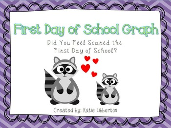 First Day of School Graph for ActivInspire