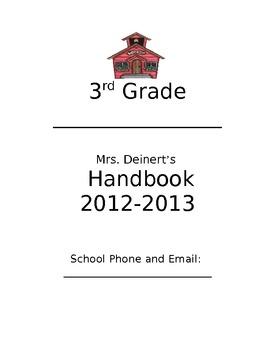 First Day of School Handbook