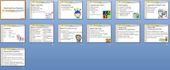 First Day of School Health Open House Smartboard Notebook Lesson Plan