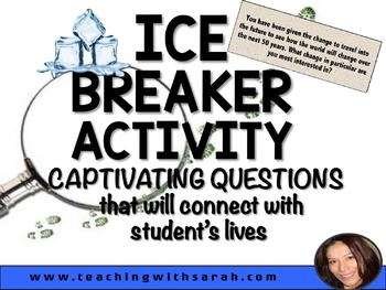 Connecting with Student's Lives: Ice Breaker Activity