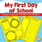 First Day of School for 2nd Grade - Narrative Writing and