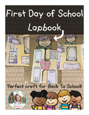 First Day of School Lapbook