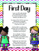 First Day of School Parent Poem