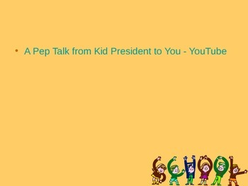 First Day of School PowerPoint- Procedures