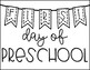 First Day of School Printable Photo Prop (PK-8)