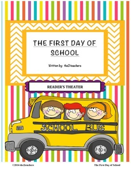 Back to School - Reader's Theater