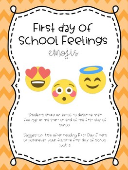 First Day of School Reflection