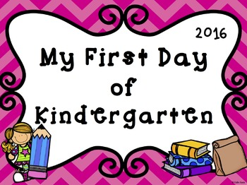 First Day of School Signs -- UPDATED for 2016!!
