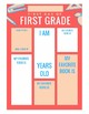First Day of School Signs
