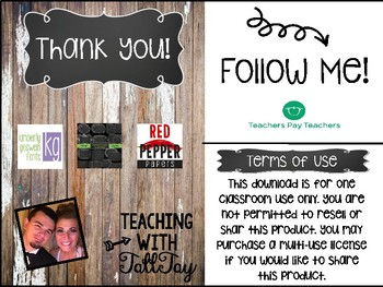 First Day of School Signs: Chalkboard and Burlap