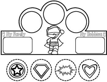 First Day of School Superhero Watches, Crowns, Journals, Certificate