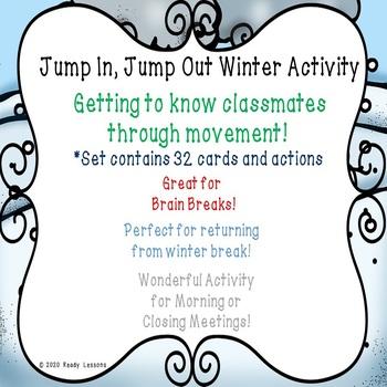 Back to School Idea - Ice Breaker Activity