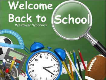 1 First Day of School-PowerPoint:Welcome Back-Rules and Expectations