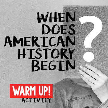 First Day of School: When does U.S. History Start?