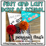 First Day of School and Last Day of School Photo Sign Penn