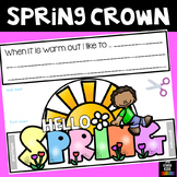 First Day of Spring Crown