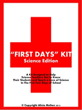 First Days Kit: Science Edition