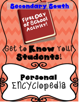 First Days Personal Encyclopedia