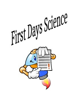First Days Science: Elementary classroom management activities via science