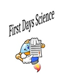 First Days Science: Elementary classroom management activi