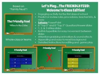Sixth Grade First Days Back-to-School Bonanza Bundle