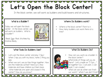 First Days in Kindergarten - Back to School Deck - Choice Time Discovery Centers