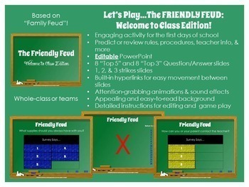 Fifth Grade First Days Back-to-School Bonanza Bundle