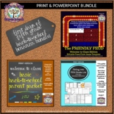 Fifth Grade First Days Back to School Bundle - Print