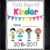 First Days of Kinder