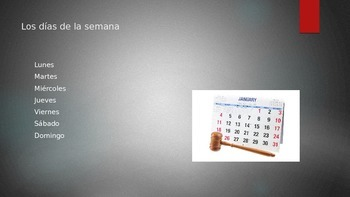 First Days of School Bingo Humano de Repaso  Spanish 2 power point