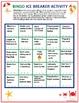 Back to School Icebreakers -Bingo, Favorites Wheel, Summer