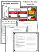 First Days of School Teacher Survival Kit