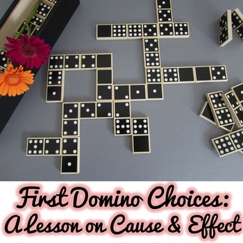 First Domino Choices: Micro-Lesson on Peer Pressure & Caus