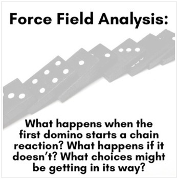 First Domino Choices: A Micro-Lesson on Cause & Effect