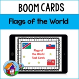 Flags of the World Task Cards