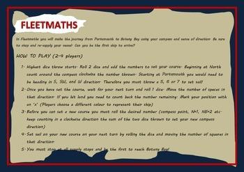 First Fleet Maths