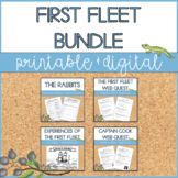 First Fleet and Colonisation of Australia BUNDLE!