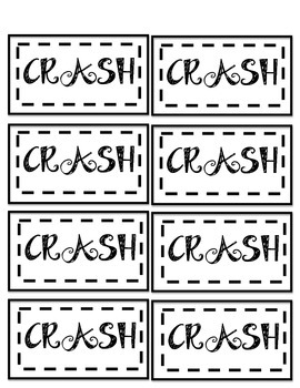 First Fry 100 CRASH