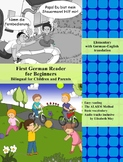First German Reader for Beginners Bilingual for Children a