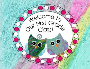First Grade**