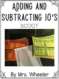 First Grade Adding and Subtracting 10s