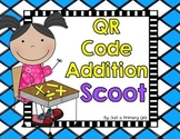 Addition QR Code Scoot - First Grade