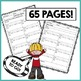 1st Grade Adventures of the Superkids Small Group Conference Forms {Units 1-8}