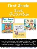 First Grade Back to School Book Activities