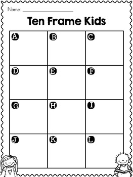 First Grade Back to School Math Centres
