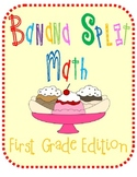 First Grade Banana Split Math - Math Timings Aligned to Co