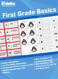First Grade Basic Math Essentials