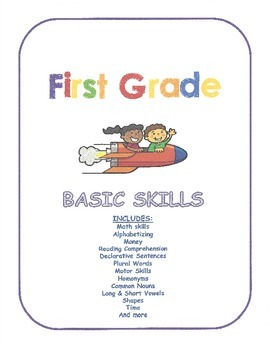 First Grade Basic Skills
